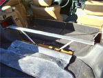 3-Point Racing Rear Strut Bar