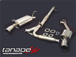 Tanabe Super Medalion Exhaust System